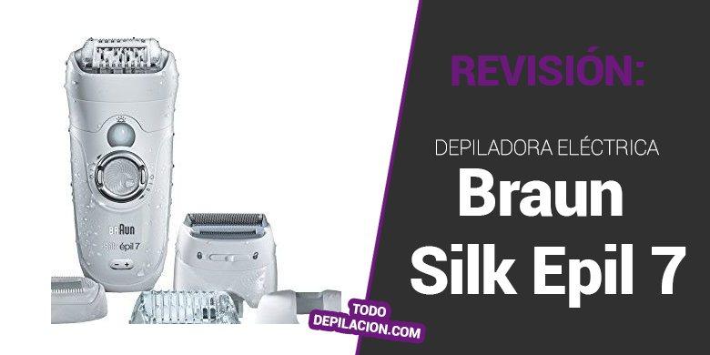 Braun Silk Epil 7