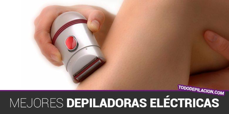 Depiladoras Eléctricas