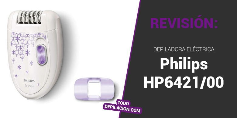 Depiladora Philips HP6421/00