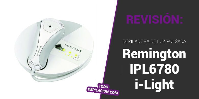 Remington IPL6780 i-Light