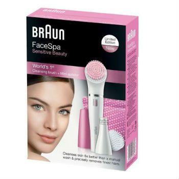 Braun Face 832s caja