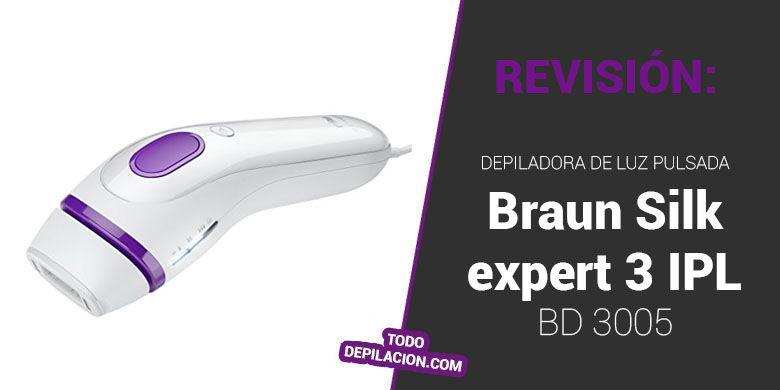 Braun Silk Expert 3 IPL 3005