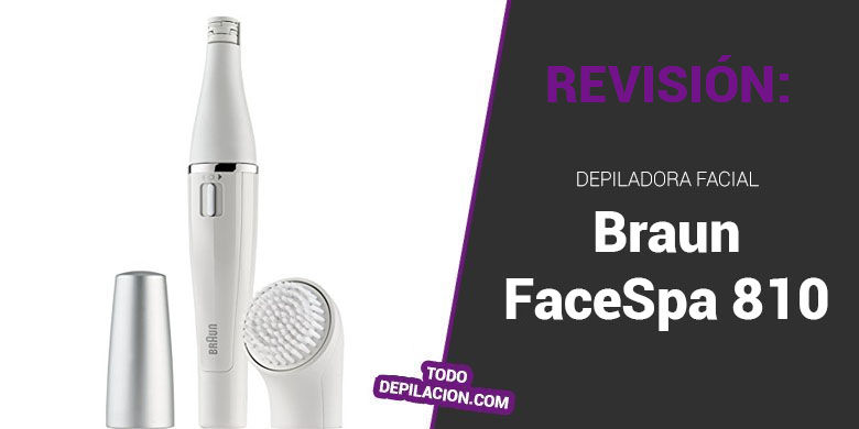 Braun FaceSpa 810