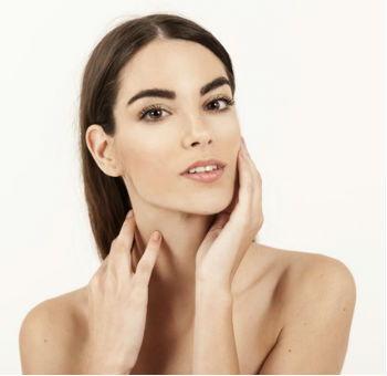 mujer piel depilada