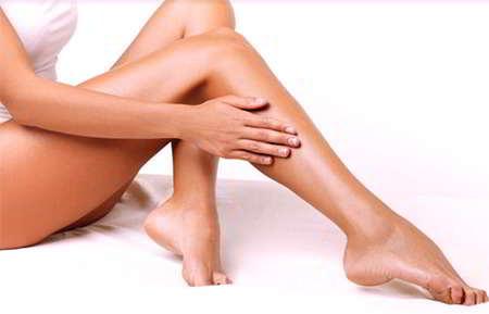 como depilarse las piernas