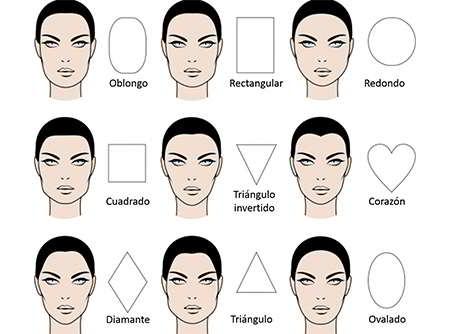 tipos de rostros mujer para depilar las cejas
