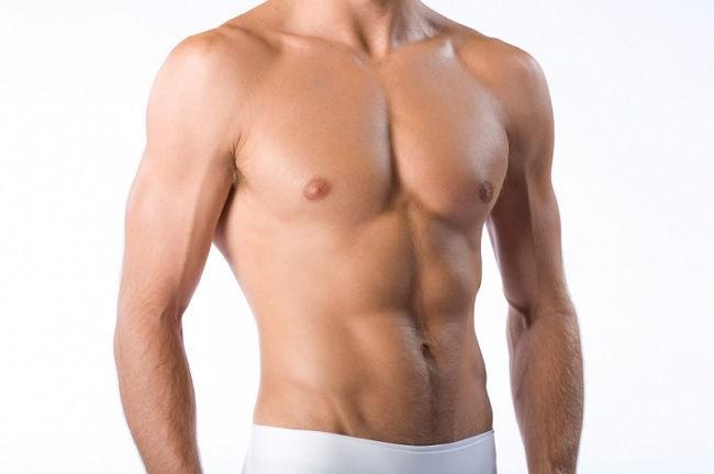 Depilar pelo abdomen