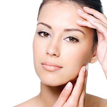 como depilar la frente sin dolor