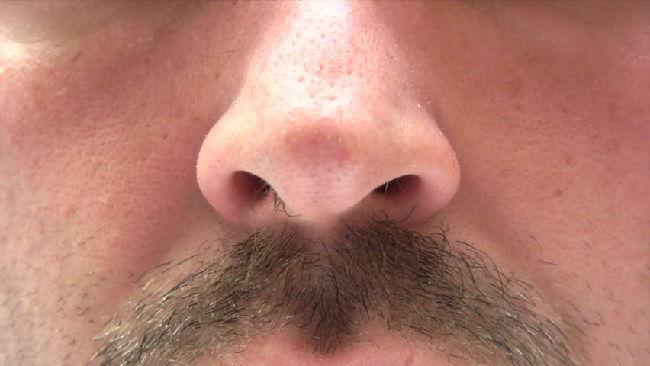 como depilar la nariz EFECTIVO