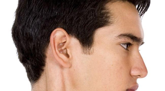 como depilarse las orejas