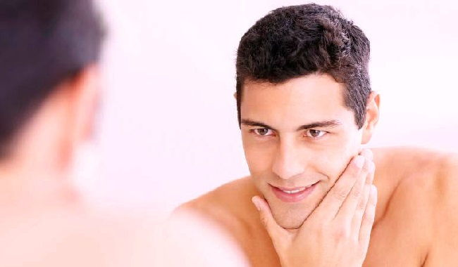 como depilar la barba