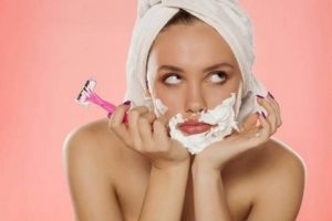 como depilarse el bigote