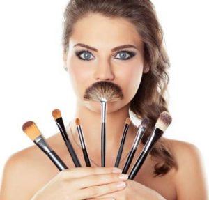 depilar bigote con Maquillaje