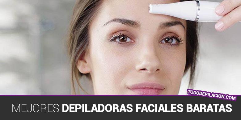 Depiladora Facial Barata