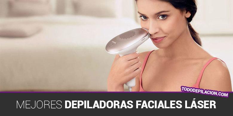 Depiladora Facial Laser