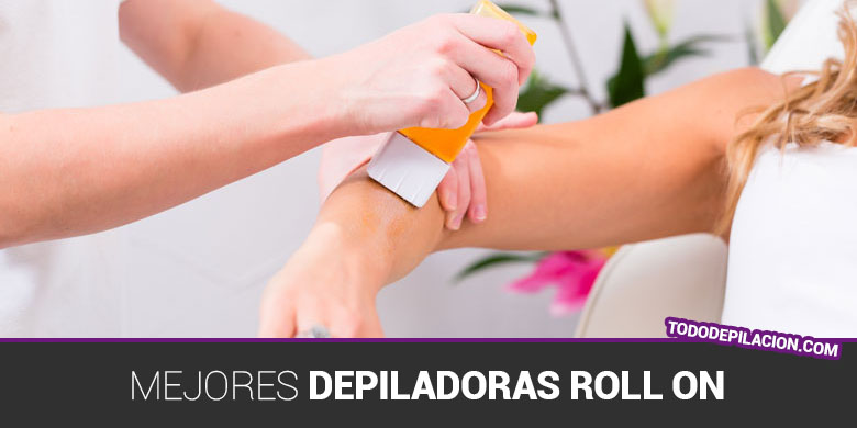 Depiladoras Roll On